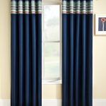 Siesta Blue Curtain